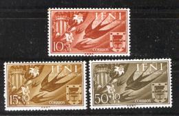 Ifni 1958 - Ayuda A Valencia ED 142-44 (**) - Ifni