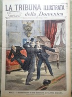 La Tribuna Illustrata 24 Giugno 1900 Senatori Eugenio Rubichi Giovanni Deputati - Livres, BD, Revues
