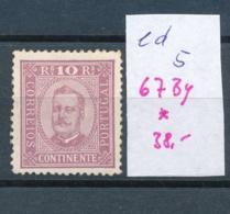 Portugal Nr. 67 By   *  (ed 5  ) Siehe Scan - Unused Stamps