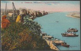 L'Oumer-Rebia Et Les Remparts D'Azemmour, C.1920s - Vinin CPA - Morocco