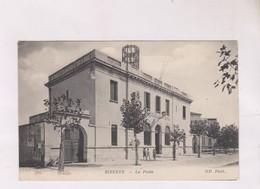 CPA  BIZERTE, LA POSTE En 1915! - Tunisie