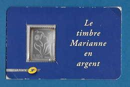 France -  Marianne Argent N° 85 **       (DM) - France