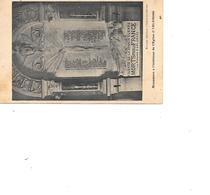 CARTE POSTALE 07 ARLEBOSC MONUMENT A L'INTERIEUR DE L'EGLISE - France