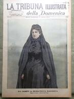 La Tribuna Illustrata 19 Agosto 1900 Giubileo Margherita E Vittorio Emanuele III - Livres, BD, Revues