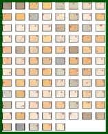 21-collection / Lot De 85 Lettres Après 1900 Herault Drome  Oblitération Petites Communes Type Semeuse 10c Rouge 138 - France
