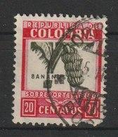 MiNr. 329 Kolumbien  1932, 1. Aug./1939. Landeserzeugnisse. - Kolumbien