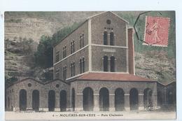 Cpa - Dpt  - Gard  - Moliere -sur-ceze   - - Puits Chalmeton    - Animation -  (  Selection  )   Rare  1906 - Otros Municipios