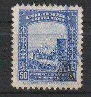 MiNr. 430  Kolumbien  1941, 28. Jan. Landesmotive. - Kolumbien