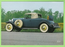 1931 - CADILLAC - Auto D' Epoca - Non Viaggiata - Otros