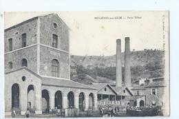 Cpa - Dpt  - Gard  - Moliere -sur-ceze   - - Puits Sihol    - Animation -  (  Selection  )   Rare  1906 - Autres Communes