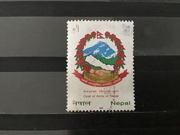 Nepal - Wapenschild (1) 2008 - Nepal