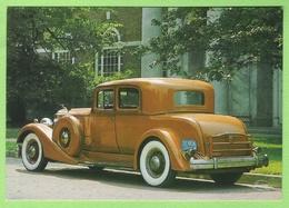 1934 - PACKARD - Auto D' Epoca - Non Viaggiata - Otros