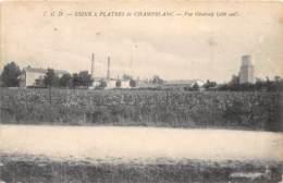 16 - Charente / 10016 - Usine à Platres De Champblanc - Autres Communes