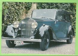 1936 - ROLLS ROYCE - Auto D' Epoca - Non Viaggiata - Otros