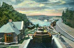 CANADA - Ridenlt Canal And The Provinsial Bride OTTAWA - Ottawa