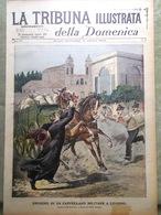 La Tribuna Illustrata 7 Ottobre 1900 Teatro Monumento Umberto Fiesole D'Annunzio - Livres, BD, Revues
