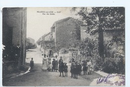 Cpa - Dpt  - Gard  - Moliere -sur-ceze   - Clet     - Animation -  (  Selection  )   Rare  1922 - France