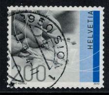 Suisse // Schweiz // Switzerland // 2010-2019 // 2010, Artisanat, Dentelle Oblitéré No.1370 - Schweiz