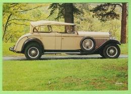 1929 - DELAGE Type D 8 - Auto D' Epoca - Non Viaggiata - Otros