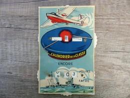 Carte Humour Militaria Encore X Jours à Faire Calendrier De La Classe Carte à Système Marine Beret Bachi Avion Bateau - Humour