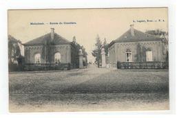 Molenbeek.  - Entrée Du Cimetière   L.Lagaert,Brux. - N.4 - Molenbeek-St-Jean - St-Jans-Molenbeek