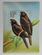 Madagascar 1999** Bl.290. Parrots MNH [11;47] - Parrots