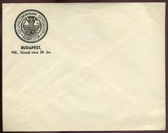1925. Cca. Selmecbányaiak Egyesülete Budapesten, Régi Céges Boríték - Unclassified