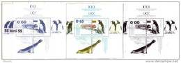 2012  XX Antartic Expedition, S/S – Imperforate+ 2 S/S-  Missing Value   -MNH  BULGARIA / Bulgarie - Marine Life