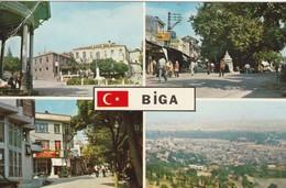 Turkey / Canakkale / Biga - 1960/70: Various Views Of The City. - Turchia
