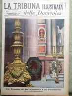 La Tribuna Illustrata 4 Novembre 1900 Tomba Umberto Pantheon Renzis Olanda Sonno - Livres, BD, Revues