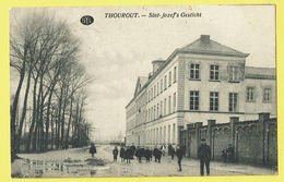 * Torhout - Thourout * (SYL) Sint Jozef's Gesticht, Animée, Enfants, Rare, Old, TOP, Unique, Zeldzaam, Prachtkaart - Torhout