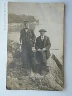 D162517 Croatia  FIUME  1913 - Photographen Fröhnel & Schumann -Abbazia   -Young Men Costumes - Kroatië