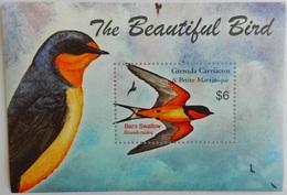 Grenada Carriacou&Petite Martinique 2003** Bl.577. The Beautiful Bird MNH [11;48] - Birds