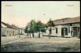 STÁJERLAK  1915. Cca. Régi Képeslap, üzlet - Hungary