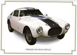 Ferrari 250 Mille Miglia  -  1953   -  CPM - Turismo