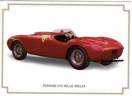 Ferrari 375 Mille Miglia Pininfarina  -  1954   -  CPM - Turismo