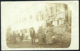VÁROSSZALÓNAK 1911. Érdekes, Régi Fotós Képeslap - Hungría