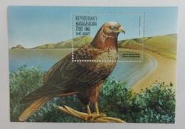 Madagascar 1999** Bl.291. Hawk MNH [11;55] - Birds
