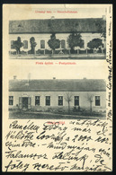 MÓRICZFÖLD  1909. Régi Képeslap - Ungheria