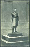 I. VH. VERSECZ 1918. Vashonvéd Szobor, Régi Képeslap - Ungarn
