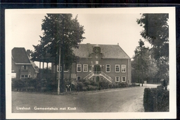 Lieshout - Gemeentehuis Kiosk - 1950 - Nederland