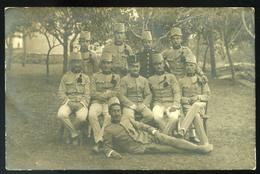I. VH  1917. Bosznia A, Bilek  , Katonák, Fotós Képeslap - Ungarn