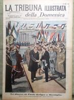 La Tribuna Illustrata 2 Dicembre 1900 Paul Kruger A Marsiglia Transvaal Danieli - Livres, BD, Revues
