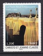Autoadhésif N° 338** Le Pont-Neuf à Paris - France