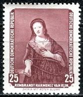 A12-51-3) DDR - Mi 590 - ** Postfrisch (A) - 25Pf       Von Der SU Zurückgeführte Gemälde - [6] République Démocratique