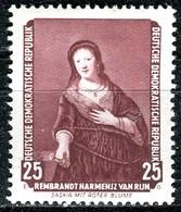 A12-51-3) DDR - Mi 590 - ** Postfrisch (B) - 25Pf       Von Der SU Zurückgeführte Gemälde - [6] République Démocratique