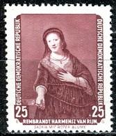 A12-51-4) DDR - Mi 590 - ** Postfrisch (C) - 25Pf       Von Der SU Zurückgeführte Gemälde - [6] République Démocratique