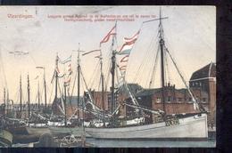 Vlaardingen - Loggers Buitenhaven Haringvisscherij - 1931 - Vlaardingen