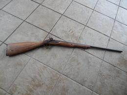 Fusils/Carabine/Mdle Ancien/A Identifier/A Voir!!!!! - Armes Neutralisées