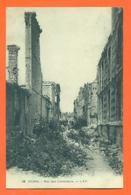 "CPA 51 Reims "" Rue Des Cordeliers "" - Reims"